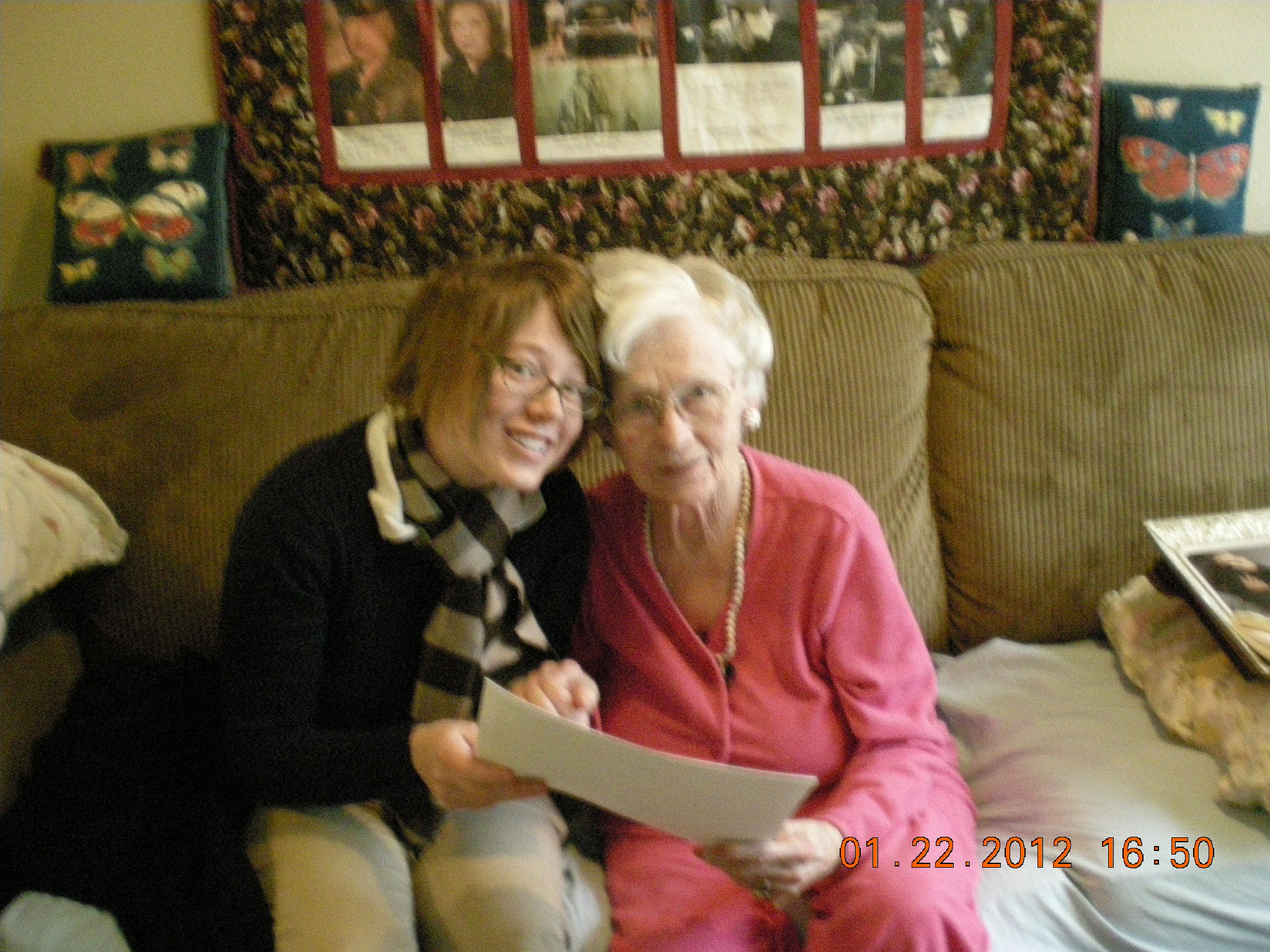 Essay about my grandmother with alzheimers